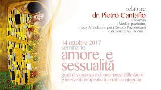 Amore & Sessualita 2017: Dr. Cantafio - 4