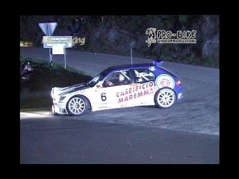 Rally Trofeo Maremma 2003 3^ Parte Della Puntata N° 9 Di R&R