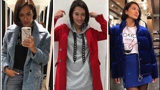 Шопинг Влог c Подругой | Bershka | Mango | Zara