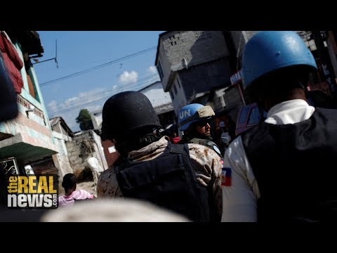UN Mission Helped Plan Haitian Raid that Ended in Civilian Massacre
