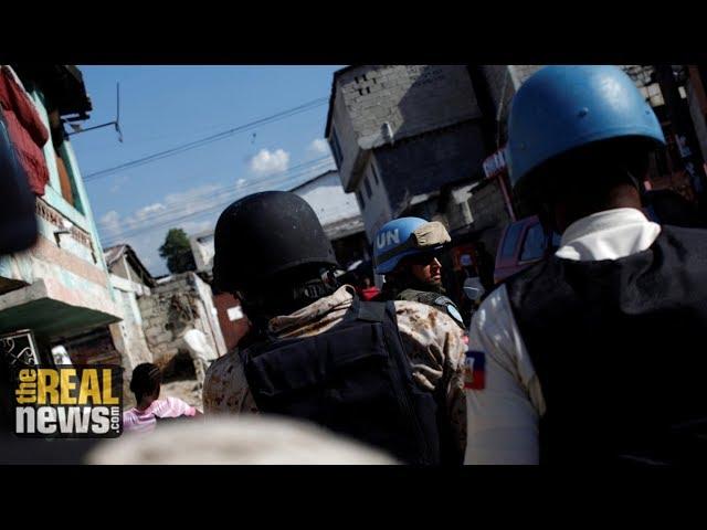 UN Mission Helped Plan Haitian Raid that Ended in Civilian Massacre