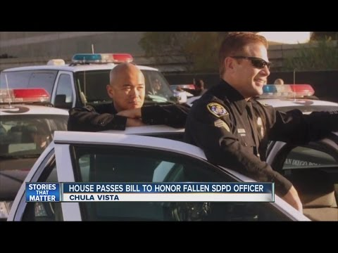 Senate to review bill to rename Post Office after fallen Officer Jonathan DeGuzman