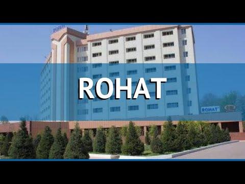 ROHAT 3* Узбекистан Ташкент обзор – отель РОХАТ 3* Ташкент видео обзор