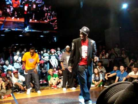 MAX PARTY HIPHOP judge solo STRETCH LINK LOOSEJOINT1/2