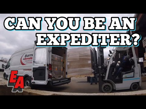 Apax Talks Deadhead and Expediting Start Up in a Cargo Van