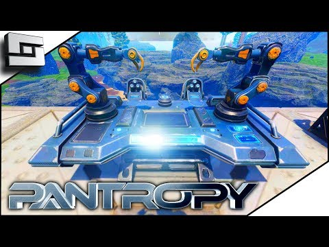 PANTROPY - New Base, Solar Power, and Research! Pantropy Multiplayer Gameplay E2