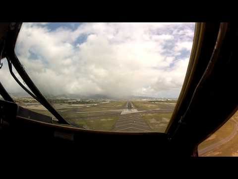 C-5 Arrives at Hickam AFB