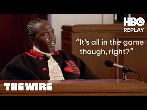 The Wire: Omar Takes the Stand | HBO Replay