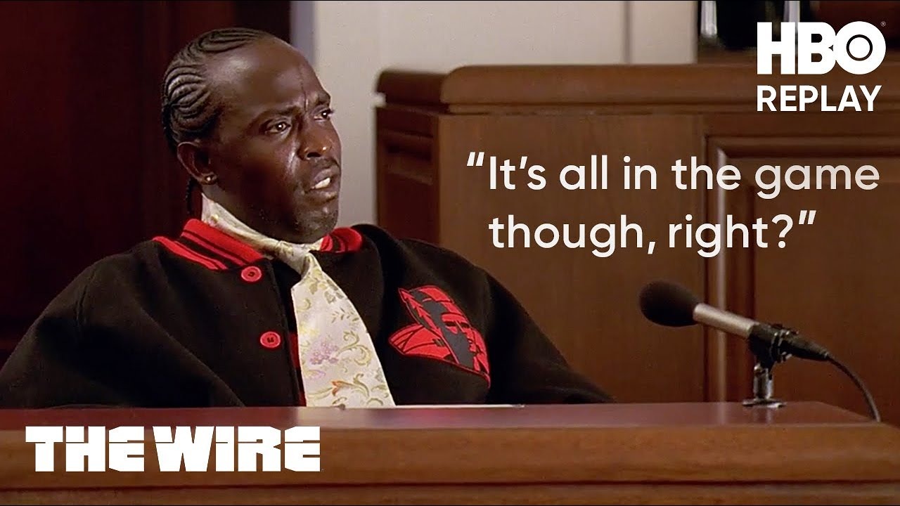 Download The Wire: Omar Takes the Stand | HBO Replay