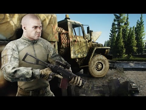 Escape from Tarkov - НОВАЯ ЛОКАЦИЯ ЛЕС