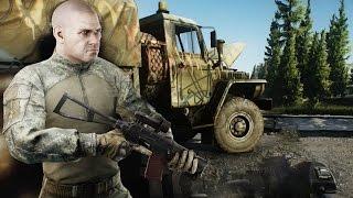Escape from Tarkov - НОВАЯ ЛОКАЦИЯ ЛЕС