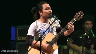 Payung Teduh - Resah @ Konser Amal Singing Toilet [HD]