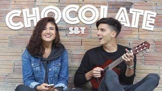 Chocolate - Jesse&Joy (cover by SAM&TAMMY)