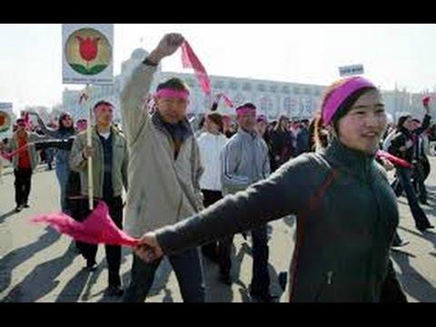 Kırgızistan'da Lale Devrimi (Tulip Revolution in Kyrgyzstan)