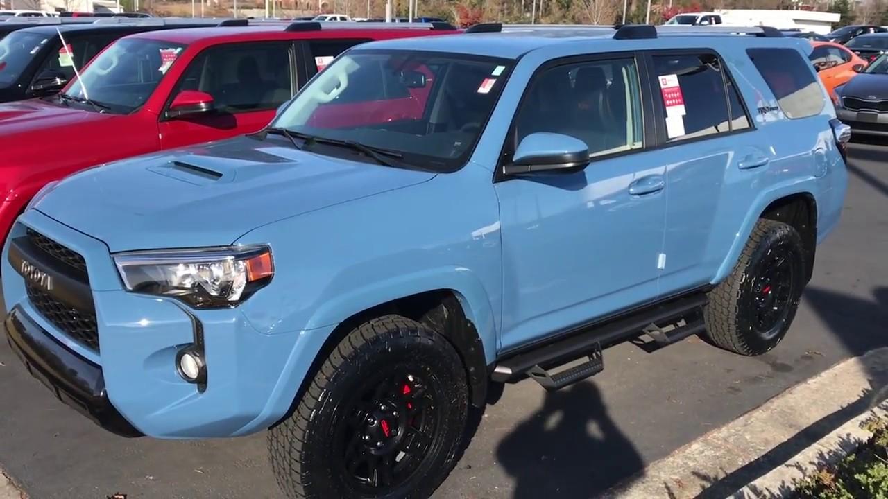 2017 Toyota 4runner Trd Pro For Sale >> Leslie's 2018 Toyota 4Runner TRD Pro by Gerald M9129 - YouTube