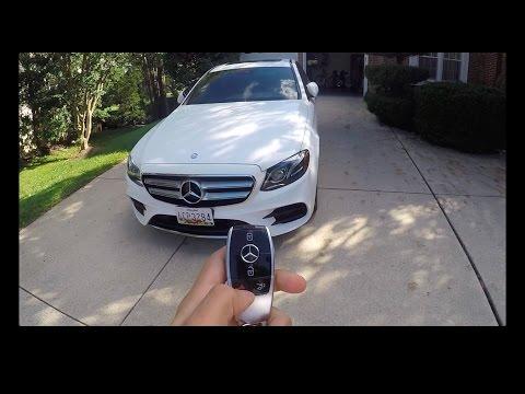 2017 Mercedes E300 Review (Interior + Exterior)