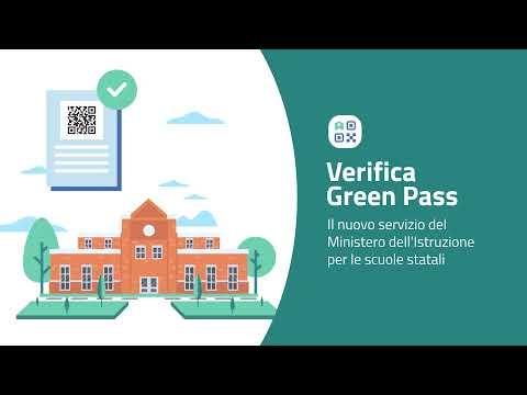 Piattaforma nazionale per il controllo del Green Pass