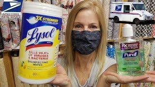 HELP!!! US Postal Service Needs 80 REUSABLE Masks!!!!