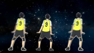 Kageyama Dancing - Shooting Stars