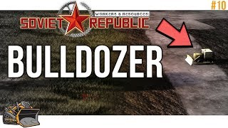 BULLDOZER. Workers and Resources: Soviet Republic #10 thumbnail