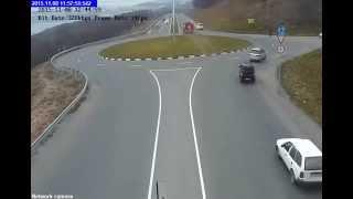 Правила проезда перекрёстков с круговым движением
