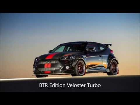 BTR Edition Veloster Turbo SEMA 2015 Time lapse
