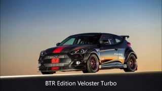 btr edition veloster turbo sema 2015 time lapse