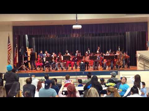 Thornton Elementary Winter concert 2017