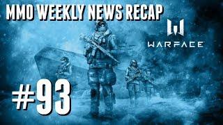 MMO Weekly News Recap #93 | War Thunder, Pagan Online, MapleStory and More