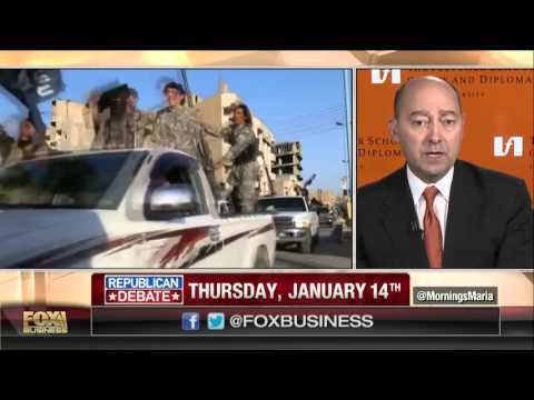 Admiral Stavridis On Taking Out ISIS