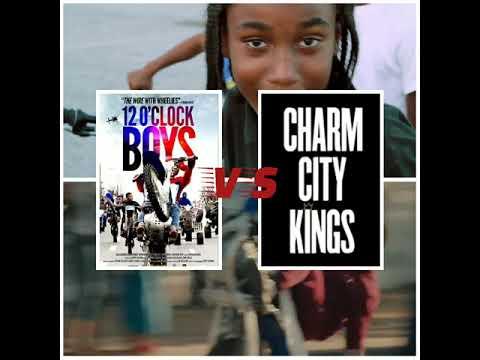 12 O Clock Boys Vs Charm City Kings Youtube