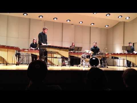 Seth Adams Fall 2012 Solo at Oklahoma City University