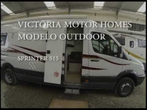Motorhome Outdoor Victória Motor Homes 2015
