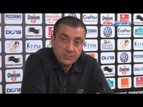 Toulon / Le coup de gueule de Mourad Boudjellal - 04/01