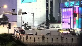 청계천, 청계천8가_1가, 야경풍경, Cheonggye…