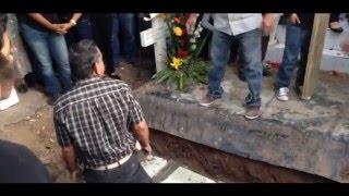 D.E.P. Ariel Camacho - Sepelio / Entierro / Homenaje