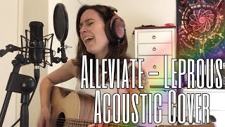 Alleviate - Leprous Acoustic Cover