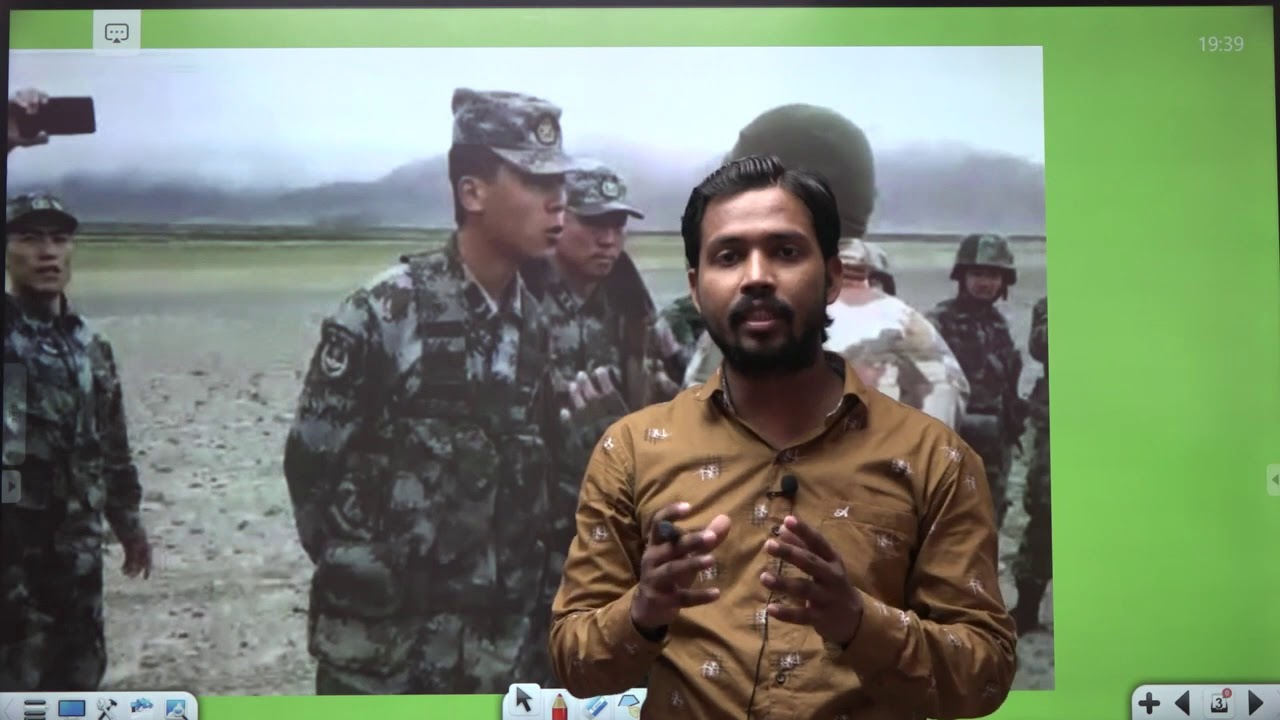 India China border dispute ||| in hindi |||||