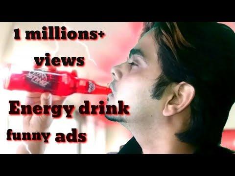String energy drink ll Jabalpuriya jokes...   has has ke pagal ho jaoge...  energy drink ghanta...