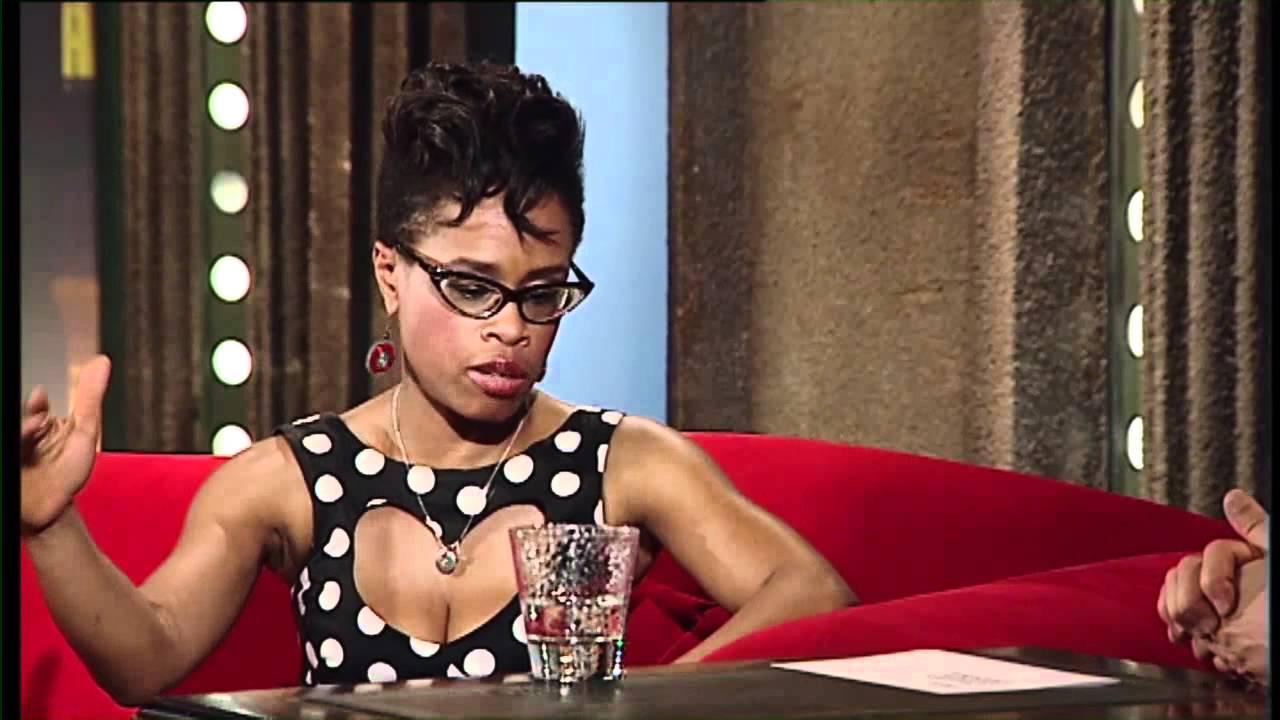 1. Tonya Graves - Show Jana Krause 15. 6. 2012