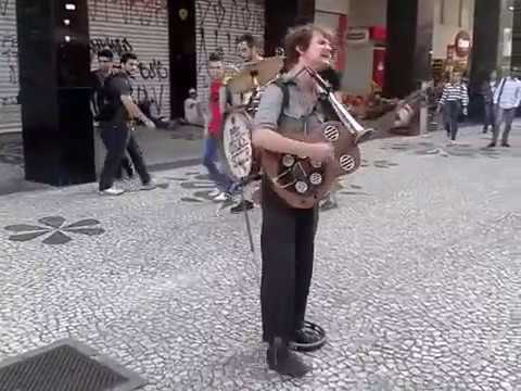 Mr Orkester in Curitiba