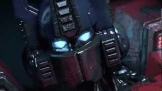 Transformers: Fall of Cybertron - Тизер к выходу игры