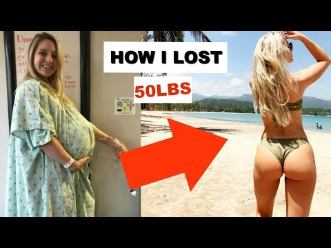 POSTPARTUM WEIGHT LOSS || How I Lost the Baby Weight! Diet, Supplements, Etc