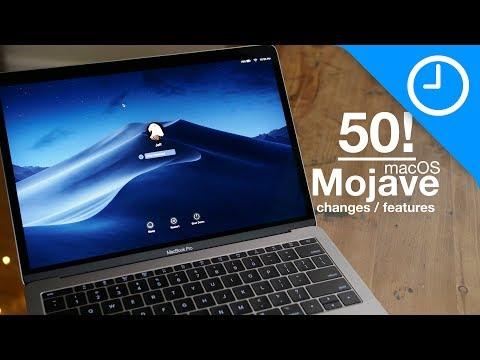 50+ new macOS Mojave 10.14 features / changes! [9to5Mac]