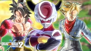 THE UNDEFEATED & MIGHTY! Conton City Gauntlet | Dragon Ball Xenoverse 2