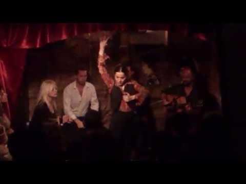 Bar 23 Robadors Flamenco live @ Barcelona El Raval Vol. 2