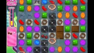 Candy Crush Saga Level 422: 3 Stars No Booster