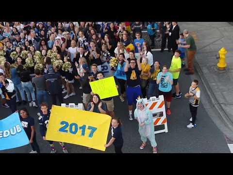 Arlington High School Lip Dub 2017