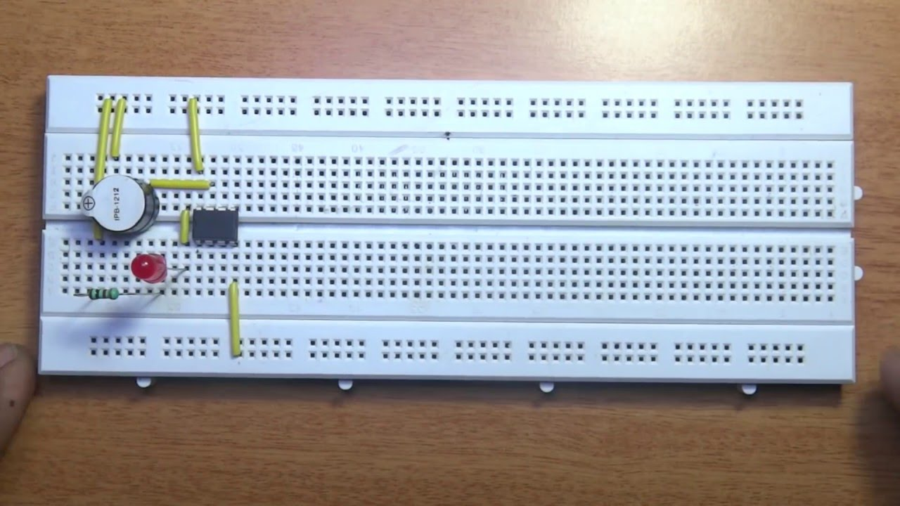 Alarm Circuit1 Circuit Schematic Diagram