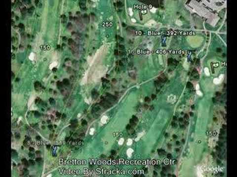 """Bretton Woods Recreation Ctr (Bretton Woods)"" Flyover Tour"